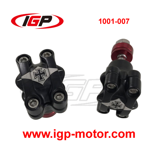 Universal Aluminum Motorcycle Handlebar Risers 1001-007 Chinese Supplier