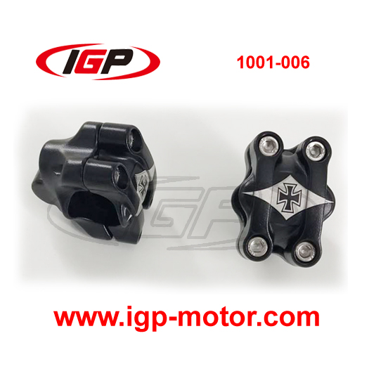 Universal Aluminum Motorcycle Handlebar Risers 1001-006 Chinese Supplier
