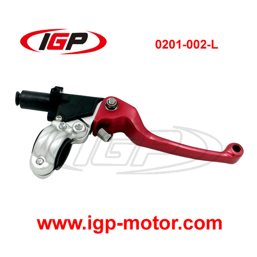 Universal Forged Aluminum Dirt Bike Clutch Lever 0201-002-L Chinese Supplier
