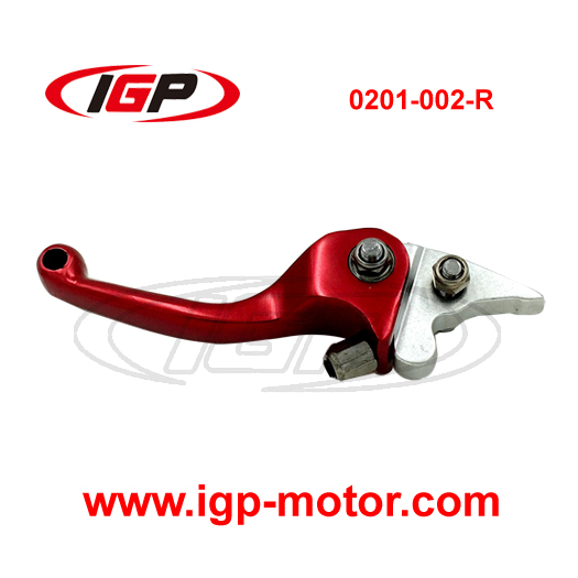 Universal Forged Aluminum Dirt Bike Brake Lever 0201-002-R Chinese Supplier
