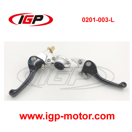 Universal Forged Aluminum Dirt Bike Clutch Lever 0201-003-L Chinese Supplier