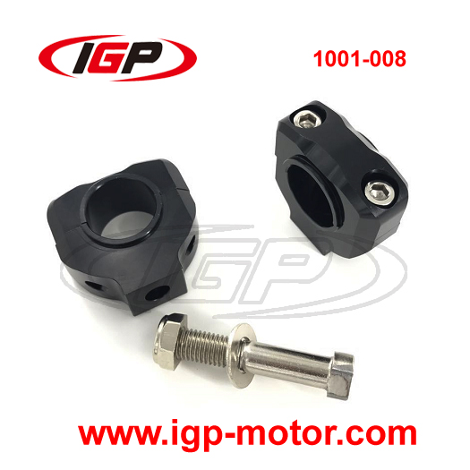 CNC Aluminum Motorcycle Handlebar Risers 1001-008 Chinese Supplier