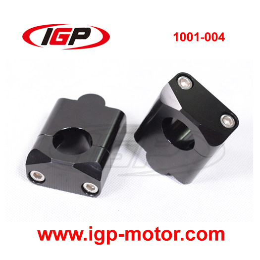 CNC Aluminum Motorcycle Handlebar Risers 1001-004 Chinese Supplier
