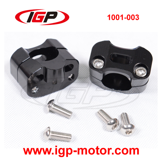 CNC Aluminum Motorcycle Handlebar Risers 1001-003 Chinese Supplier