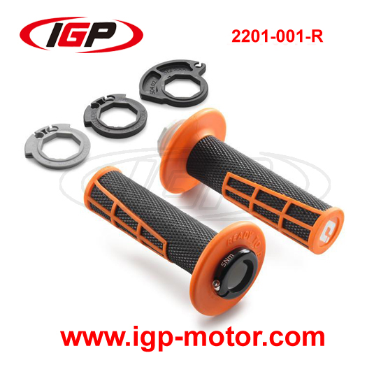 KTM Handlebar Lock-On Right Grip Set Chinese Supplier 2201-001-R